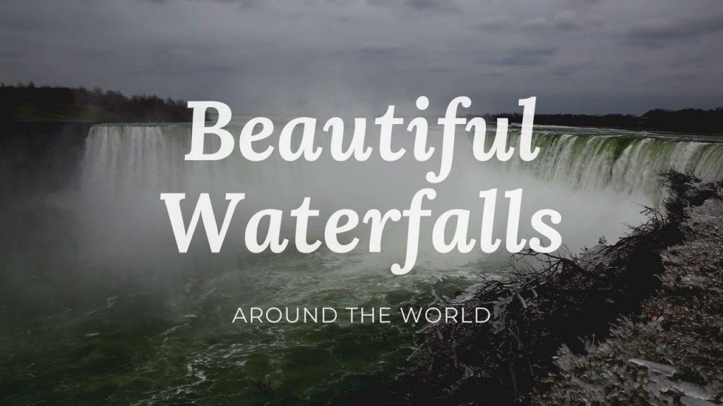 Beautiful Waterfalls With Relaxing Music