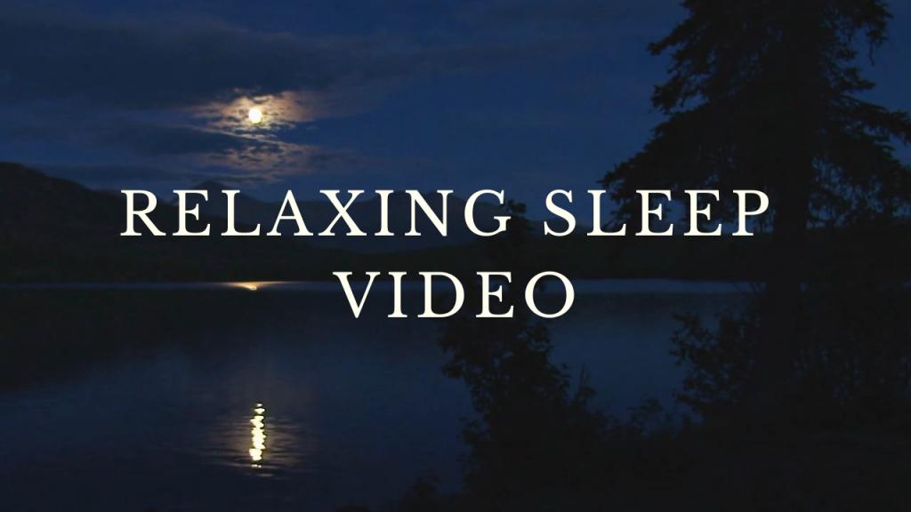Relaxing Sleeping Video